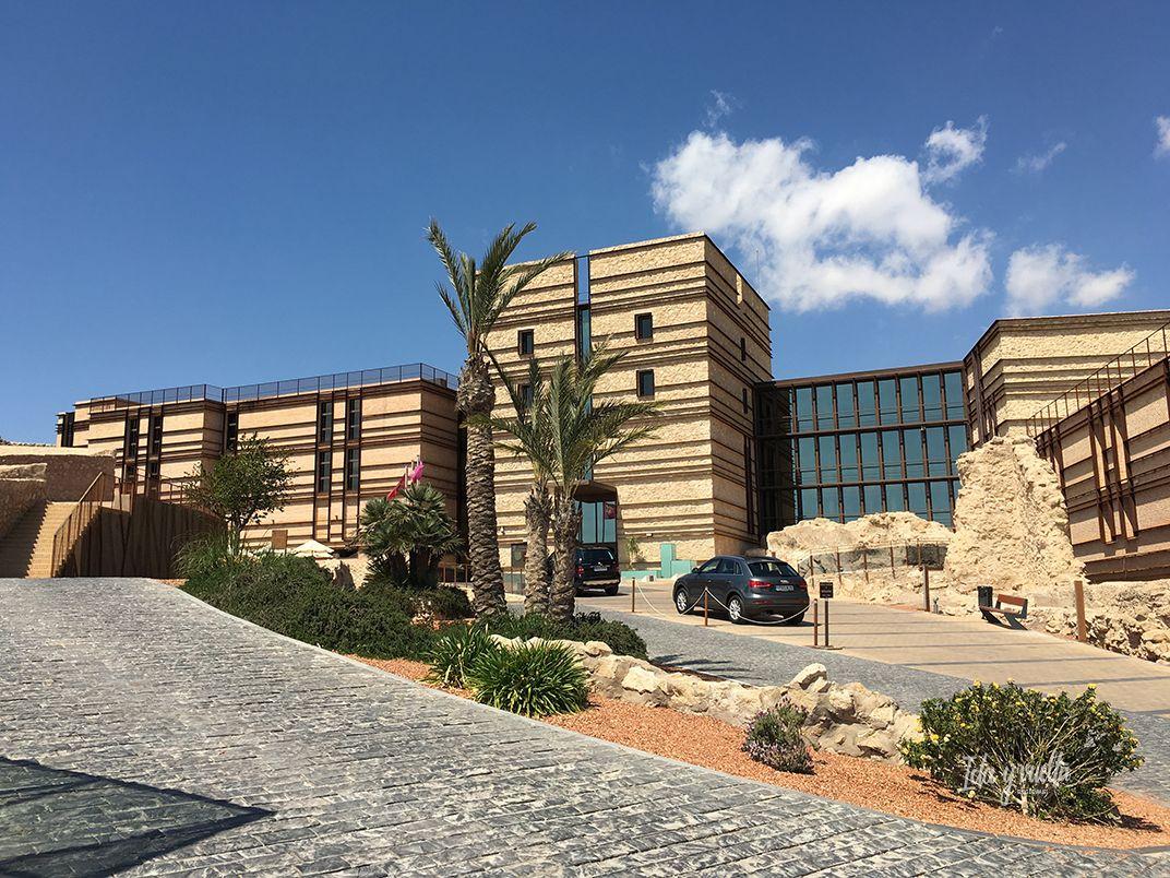 Parador de Lorca fachada