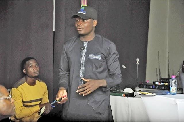4eme gala de l'OAPBG: Ghislain AWAGA, nominé meilleur entrepreneur d'Afrique de l'ouest francophone dans la catégorie des jeunes opérateurs économiques