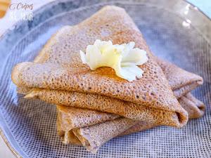 Crêpes blé noir (ou galettes de sarrasin)