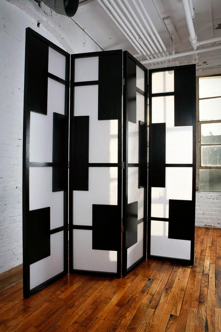 Elite Decor: How To Build a Three-Panel Folding Screen ...