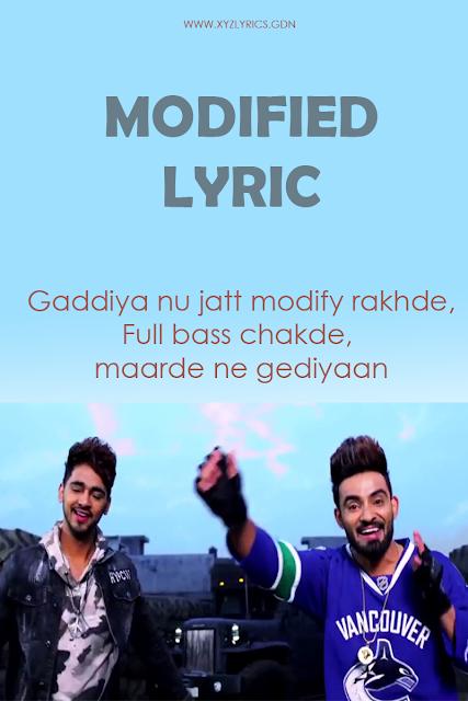 MODIFIED SONG LYRIC | Resham Singh Anmol | Kulshan Sandhu | MixSingh | Video