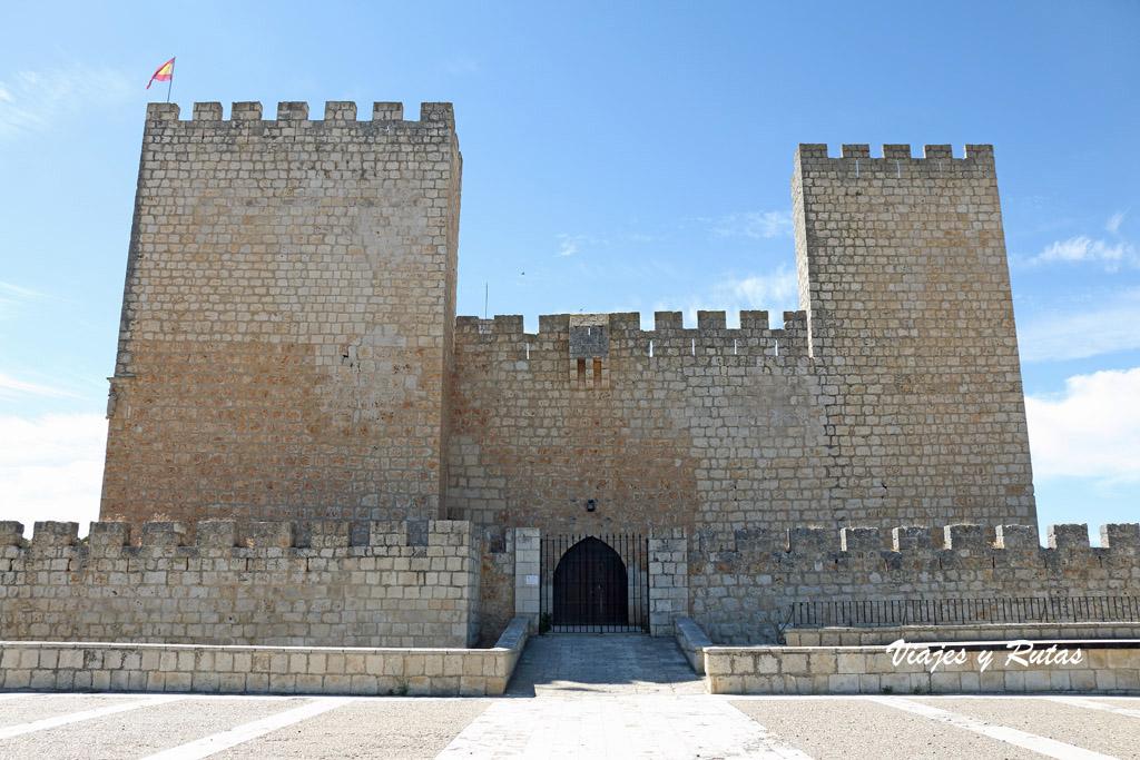 Castillo de Encinas de Esgueva, Valladolid