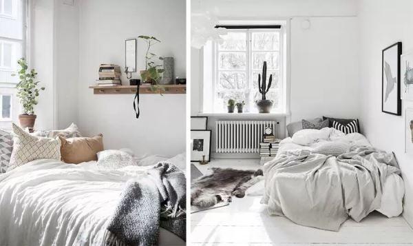 7 έξυπνες ιδέες για μικρές κρεβατοκάμαρες