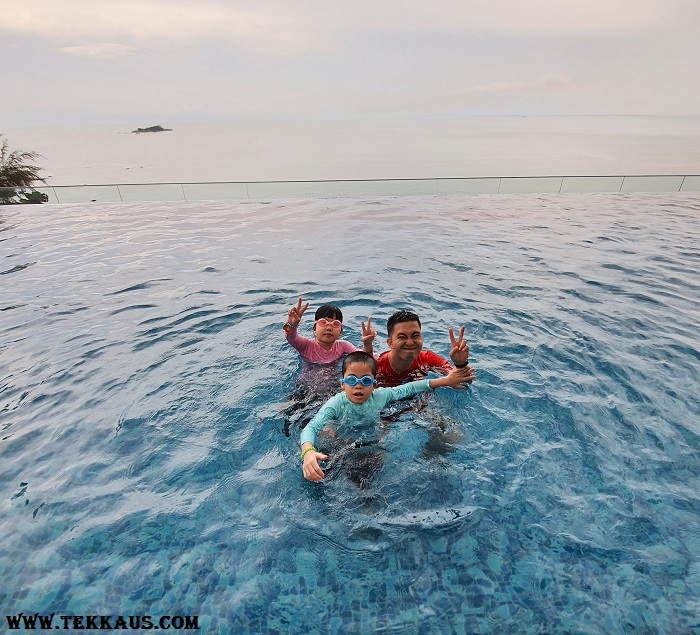 Tanjung Point Residences review-Swimming Pool Kids