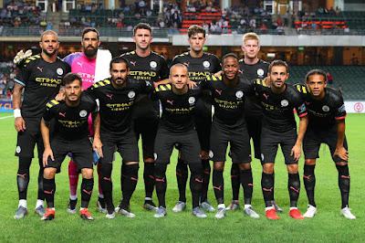 مشاهدة مباراة مانشستر سيتي ويوكوهاما بث مباشر اليوم 27-7-2019 فى مباراة ودية