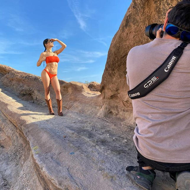 Mia Khalifa Latest Hot Pic in Awesome Bikini