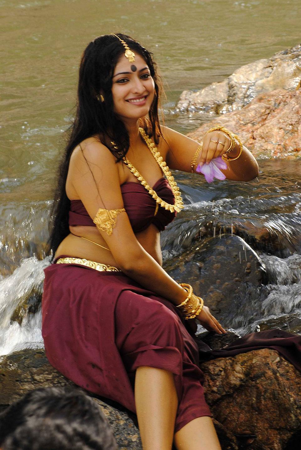 Hari priya hot in wet dress photos