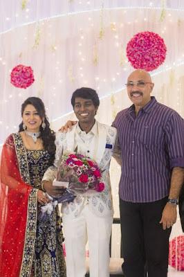 satyaraj-atlee-priya-reception