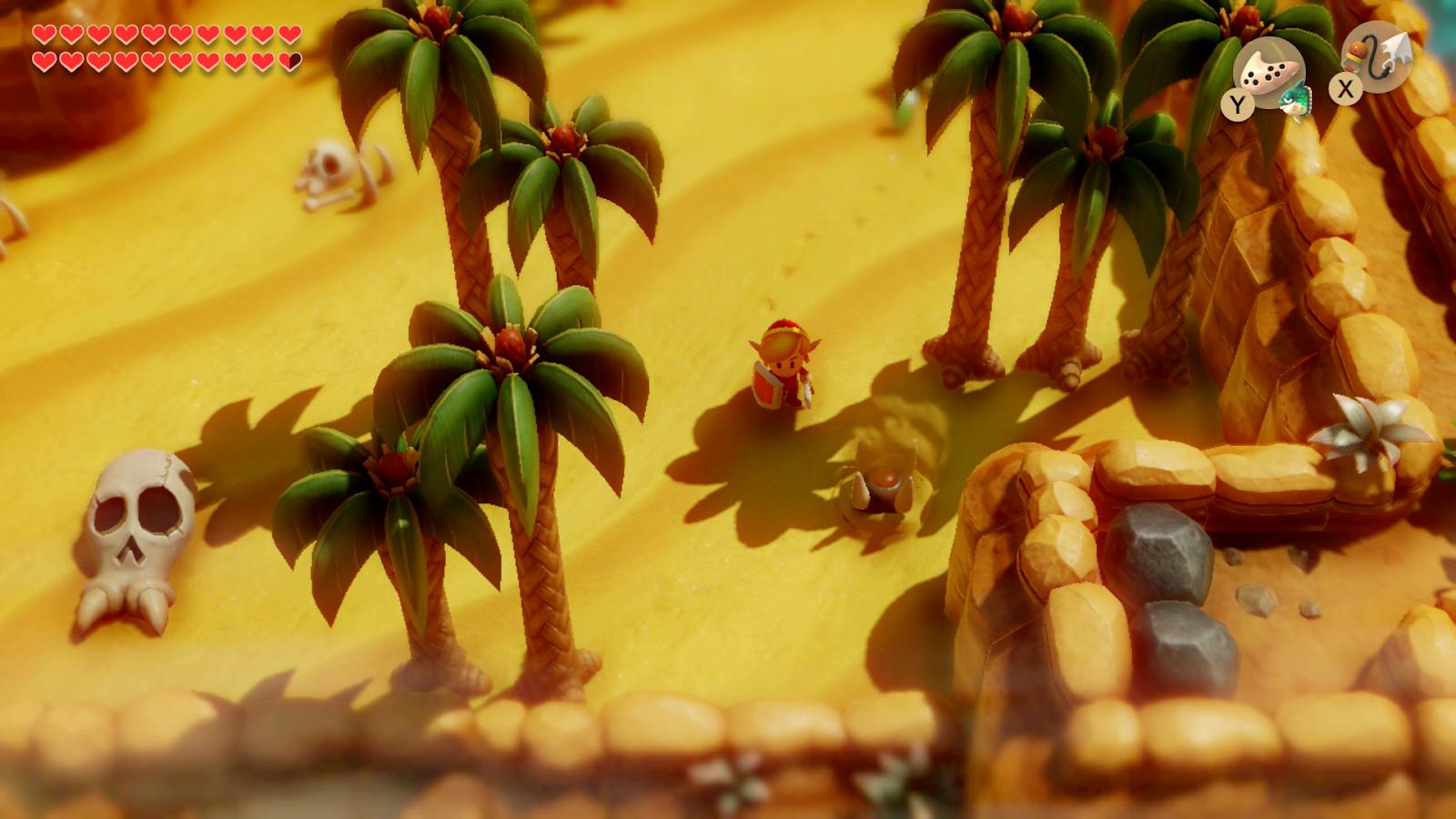 1up Vs Cpu The Legend Of Zelda Link S Awakening Review