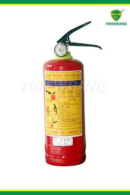 bình chữa cháy mini 1kg