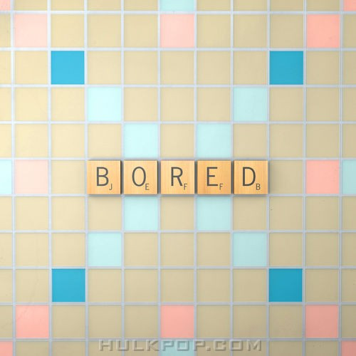 Jeff Bernat – Bored – Single
