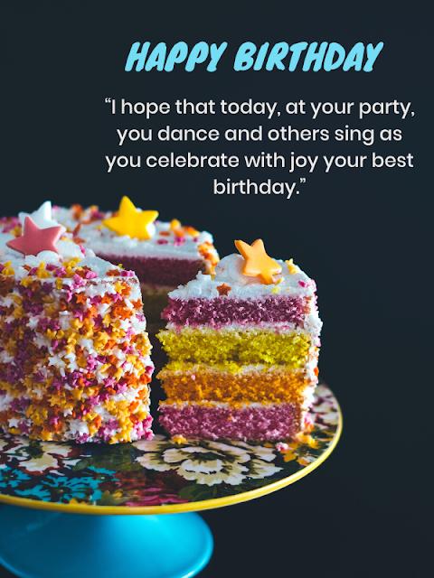 Quotes of Happy Birthday - ImagesHappyBirthday.com
