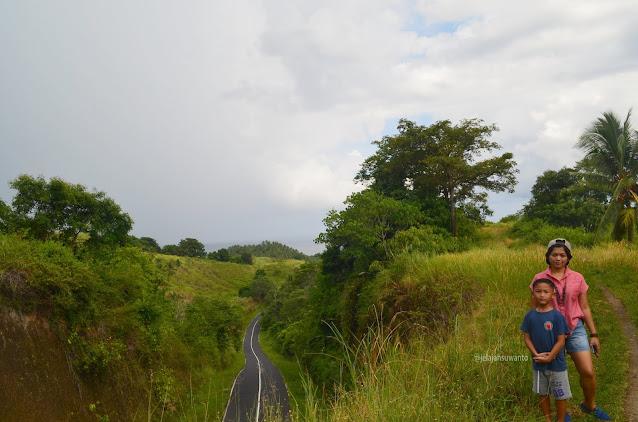 Bentang alam Minahasa yang menawan | © jelajahsuwanto