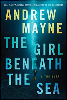 Book Review and GIVEAWAY: The Girl Beneath the Sea, by Andrew Mayne {ends 10/12}