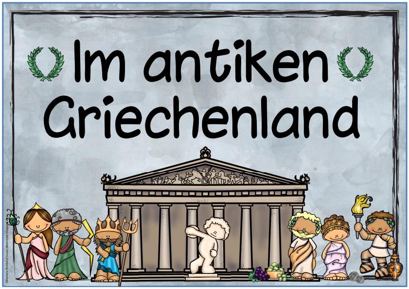 Griechische Götter Spiele