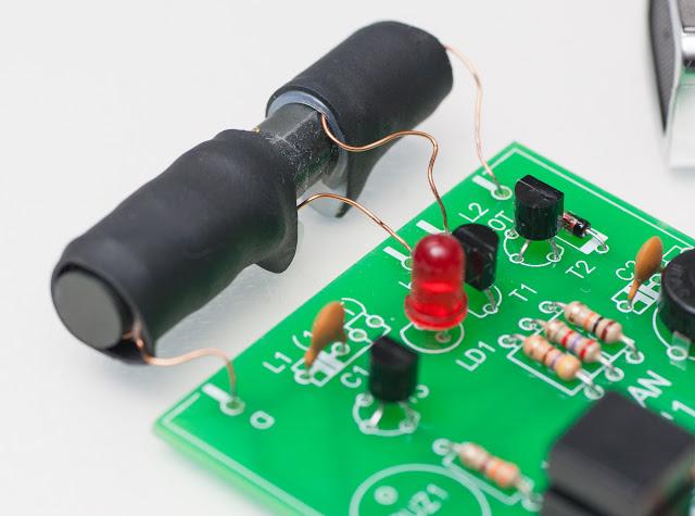 Pinpointer Velleman k7102