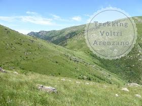 Sentiero Liguria da Voltri ad Arenzano: passo della Gava