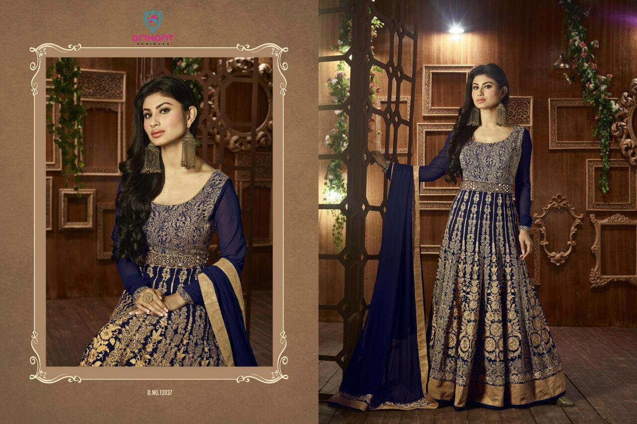 Sashi Vol 5 – Stylish Looking Designer Heavy Georgette Anarkali Salwar Suit