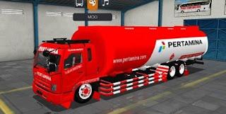 Hino Mod Truck Hino Pertamina