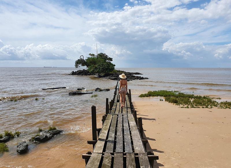 Praias de Belém do Pará