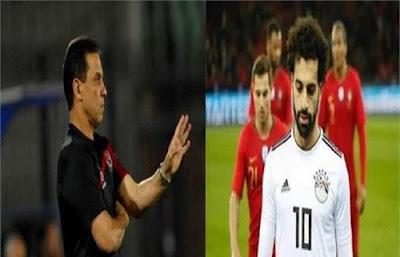 حسام البدرى, محمد صلاح, اسباب رفض مواجهة البرازيل, الارجنتين, رسالة لمحمد صلاح,