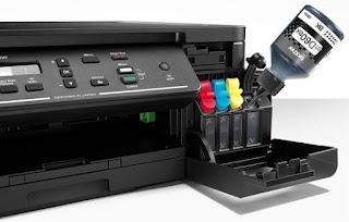حل مشكل جودة الطباعة بالالوان
