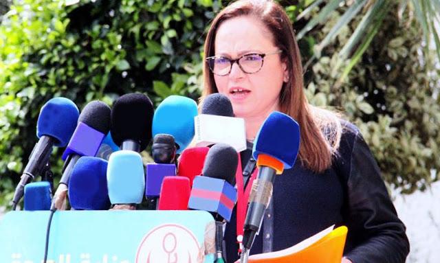 تونس تسجّل ثلاث حلقات عدوى محلية .. بن عليّة تكشف التفاصيل وتؤكد بأنّ ارتداء الكمامات أصبح أمرا إجباريا
