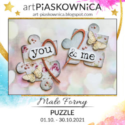 MAŁE FORMY - puzzle