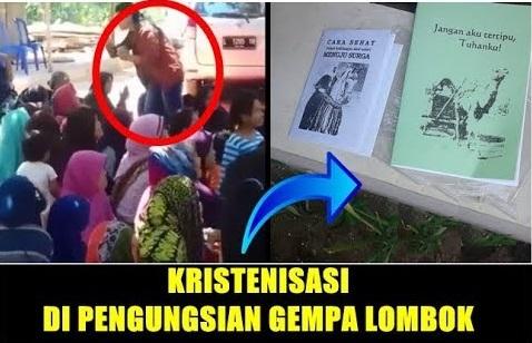 MUI Sesalkan Propaganda Agama di Lombok