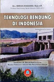 TEKNOLOGI BENDUNG DI INDONESIA