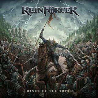 """Ο δίσκος των Reinforcer """"Prince Of The Tribes"""""""