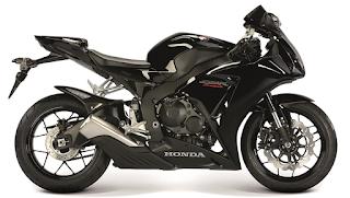 Honda CBR1000RR Fireblade Black Edition