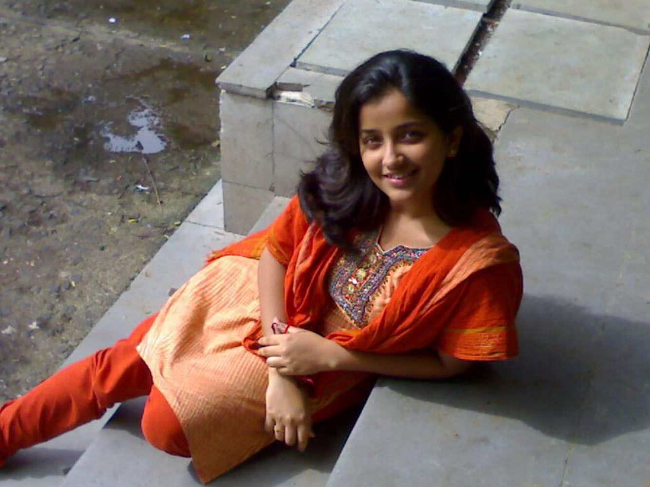 Filmy Girls Cute Marathi Tv Actress Apurva-4799