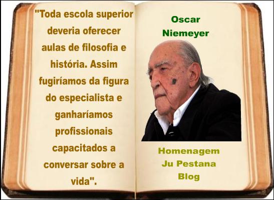 Frase De Oscar Niemeyer Ju Pestana 2