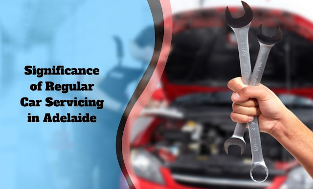 car servicing adelaide