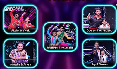 Super Dancer 3 Elimination on 24th March 2019 Episode, Meet the TOP