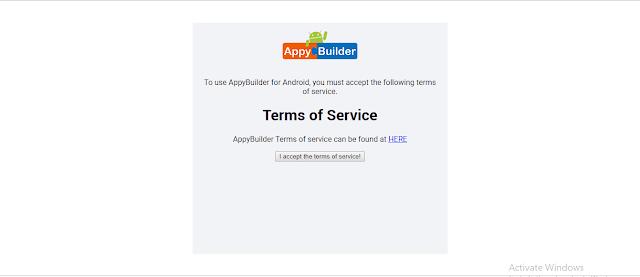 Appybuilder Offline Login2