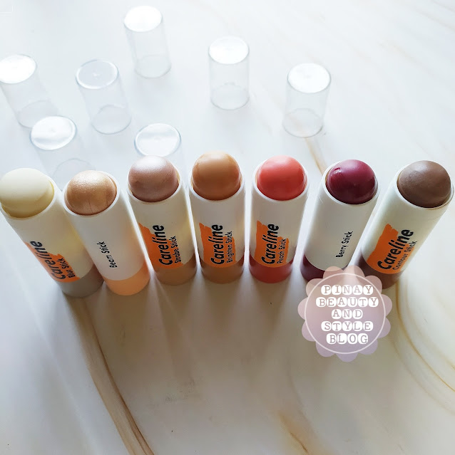 Careline Multi Sticks New Colors Swatches Review UPDATE
