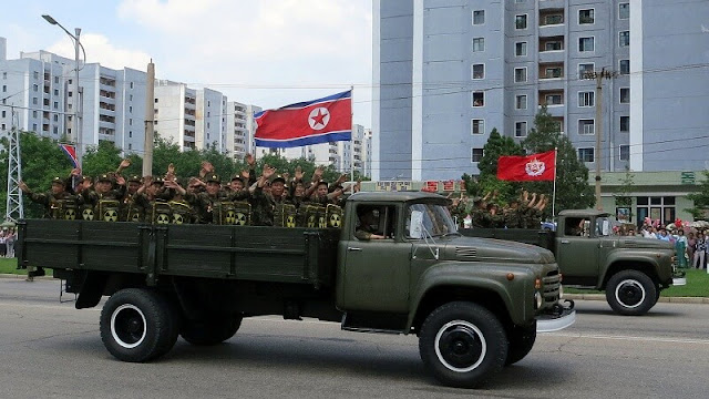 Fakta Mengerikan Militer Korea Utara yang Menggetarkan Dunia