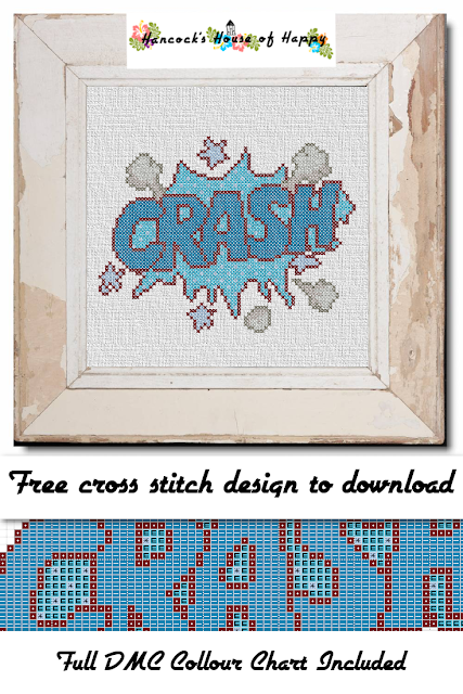 Comic Relief! Crash Comic Book Style Word Cross Stitch Pattern Free to Download, comic book cross stitch, comic book style cross stitch, comicbook cross stitch, comic book action word cross stitch pattern, comic book noise word cross stitch pattern, free comic book style cross stitch pattern, free comic book cross stitch, comic book speech bubble cross stitch pattern, cross stitch funny, subversive cross stitch, cross stitch home, cross stitch design, diy cross stitch, adult cross stitch, cross stitch patterns, cross stitch funny subversive, modern cross stitch, cross stitch art, inappropriate cross stitch, modern cross stitch, cross stitch, free cross stitch, free cross stitch design, free cross stitch designs to download, free cross stitch patterns to download, downloadable free cross stitch patterns, darmowy wzór haftu krzyżykowego, フリークロスステッチパターン, grátis padrão de ponto cruz, gratuito design de ponto de cruz, motif de point de croix gratuit, gratis kruissteek patroon, gratis borduurpatronen kruissteek downloaden, вышивка крестом