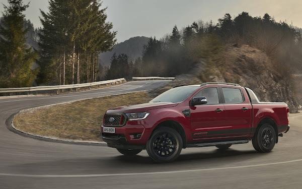 Ford Ranger 2022 Stormtrak e Wolftrak - fotos