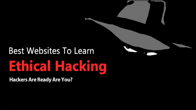 top 10 website for Learn Ethical Hacking