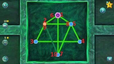 находим порядок и соединяем все линии друг с другом