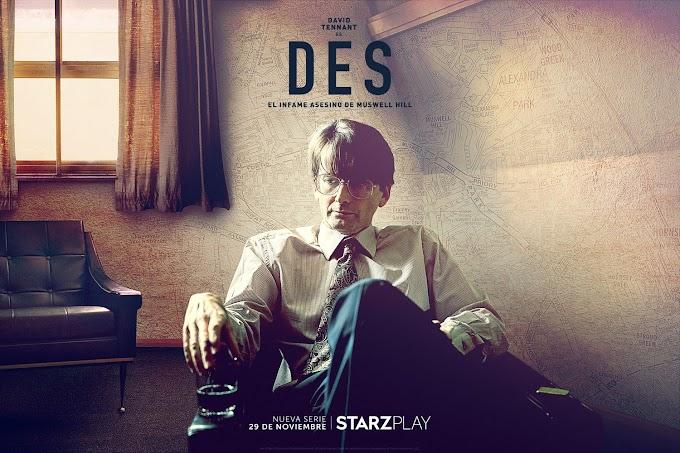 Tráiler de 'Des' (2020) - Miniserie STARZPLAY