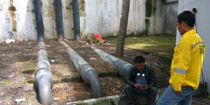 Kasus Dugaan Sabotase Rumah Pompa Di Jakarta Ditindaklanjuti Polsek Menteng