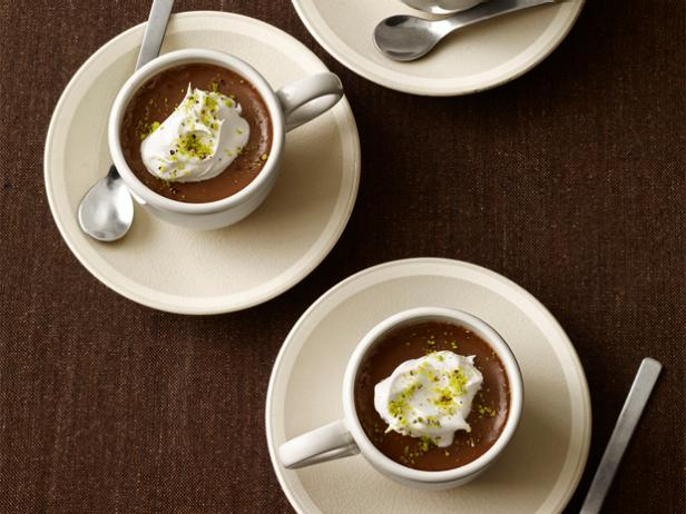 LEBANESE RECIPES: Turkish Coffee Pots de Creme Recipe