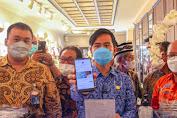 Gibran Ajak UMKM Manfaatkan Teknologi untuk Pembayaran Secara Digital