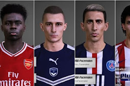 New Facepack March 2020 - PES 2017