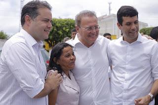 Em quatro anos de mandato Cacimbinhas avança com a melhor Gestão.
