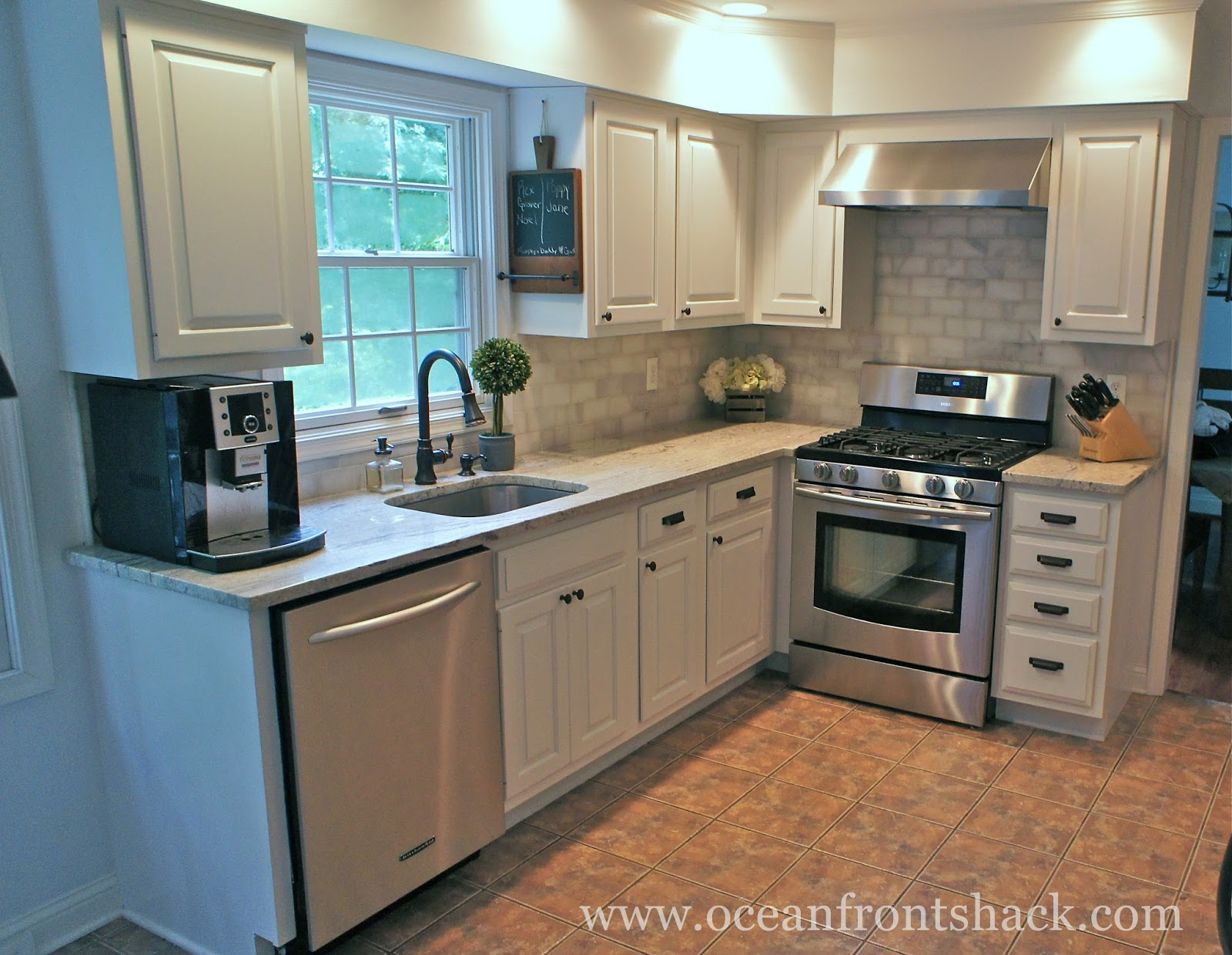 How To Spray Painting Kitchen Cabinets